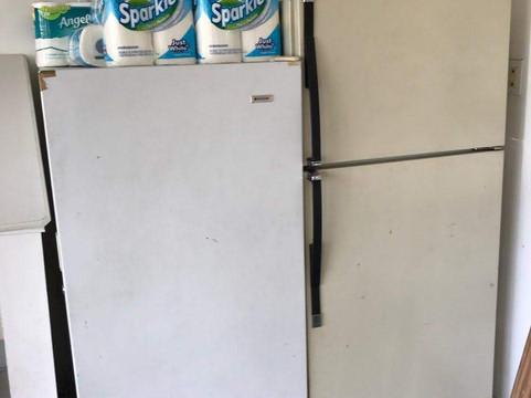Refrigerator Disposal in Indianapolis