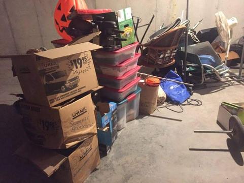 basement junk cleanup services Indianpolis