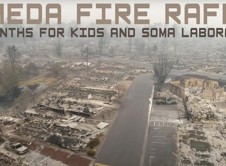 WIN A PULSAR-23 & MORE! Almeda Fire Fundraiser