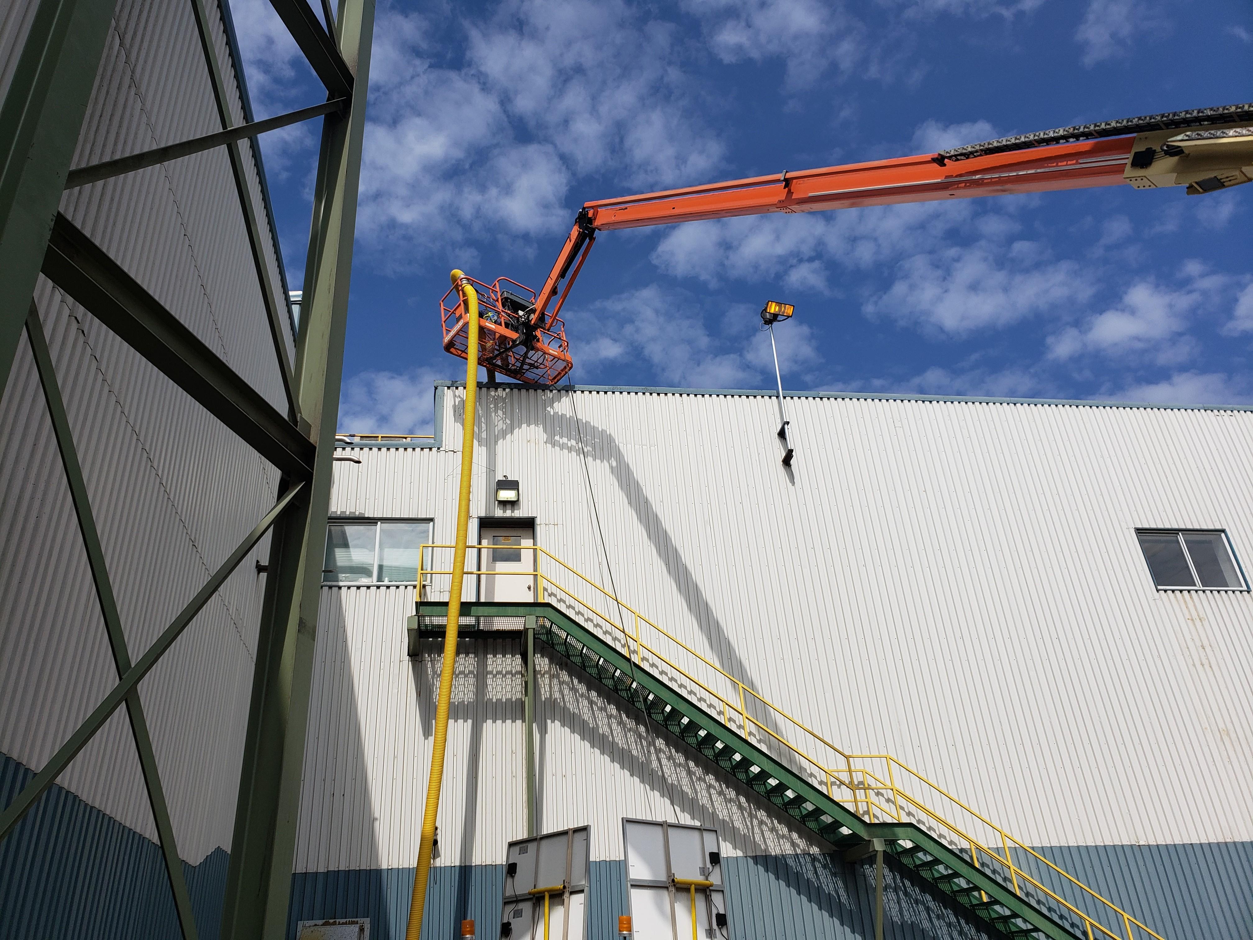Commercial Debris Removal