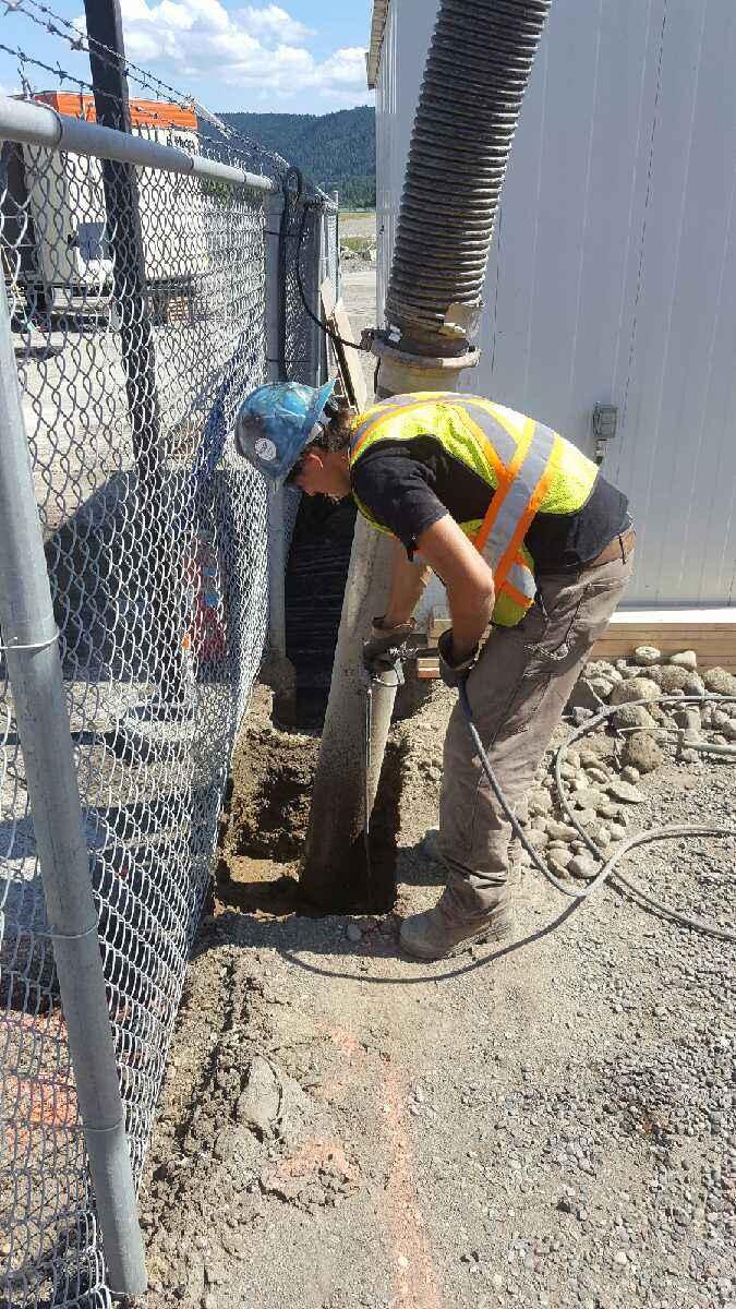 HydroVac Excavating