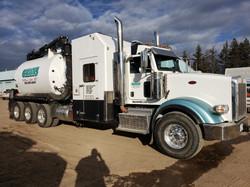 Commercial Hydrovac Trucks