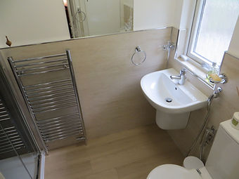 Thistle en-suite shower room