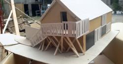 Projet Escalier Ferme de Traon Bihan