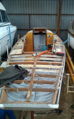 Barreau de pont requin