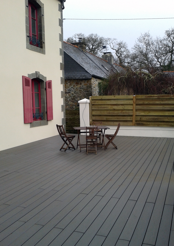 Terrasse composites