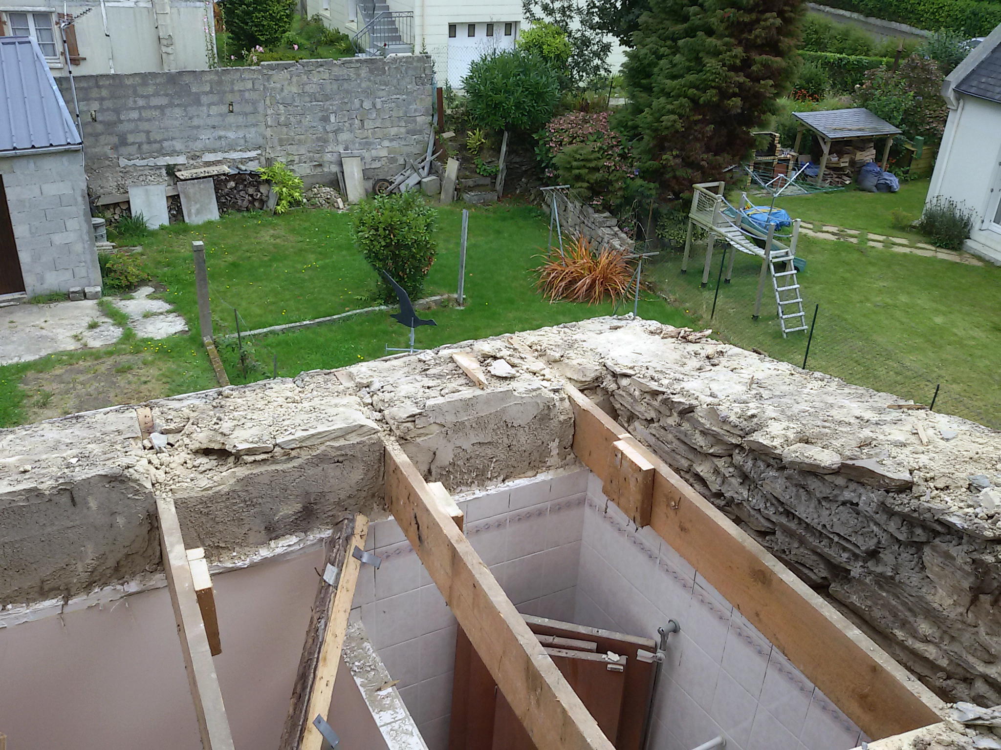 extention de maison