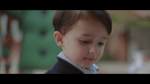 Video de aniversário infantil