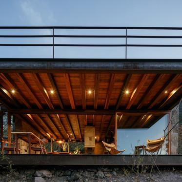 Teitipac cabin