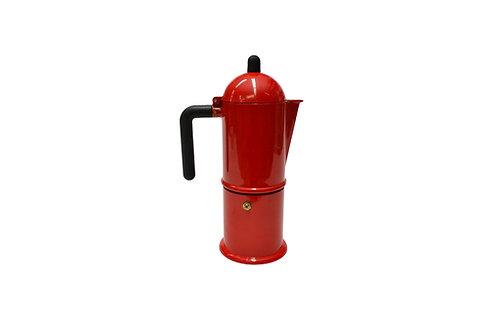 Caffettiera Irmel 6tz rossa