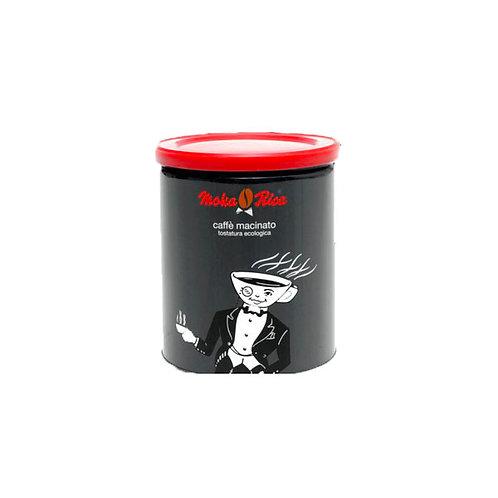 MOKA RICA BARATTOLO CAFFE 250 GR AMERICAN COFFE