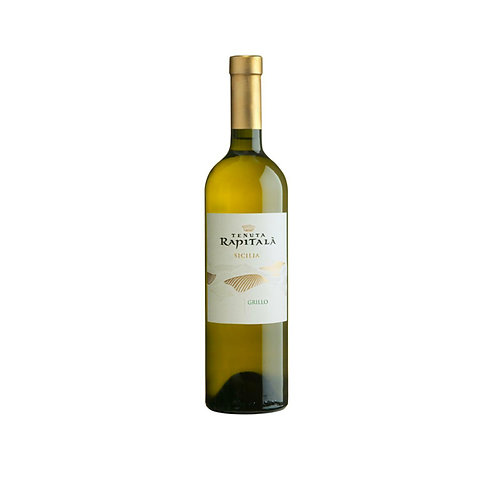 GRILLO RAPITALA IGT  75 CL