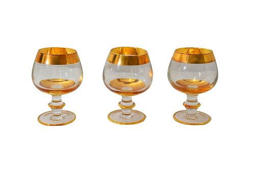 Set di bicchieri da Cognac