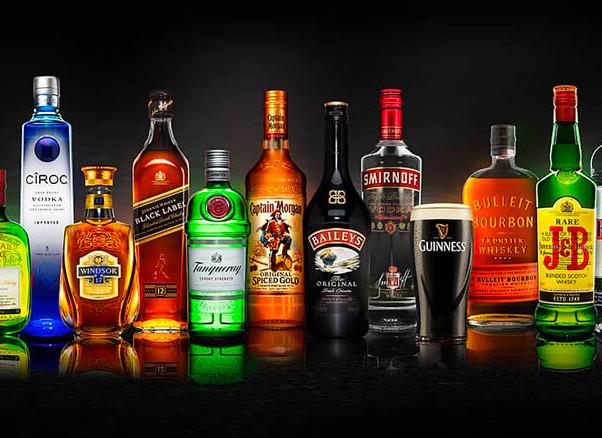 Distribuzione Super Alcolici