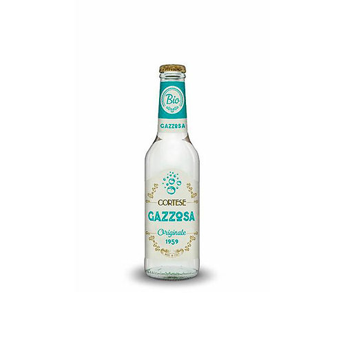 GAZZOSA BIO VETRO 27,5 CL