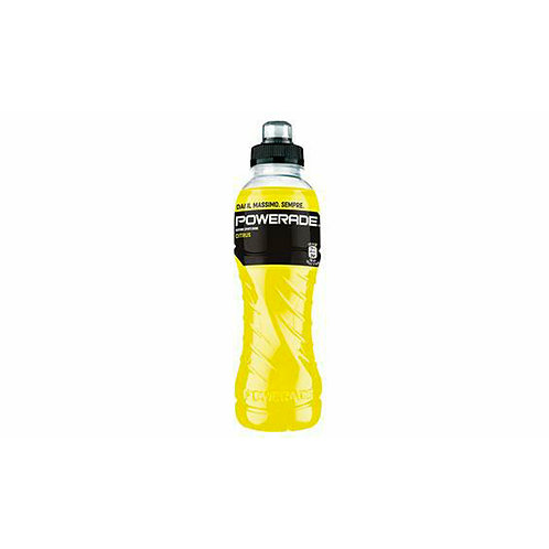 POWERADE LIMONE PET 50 CL