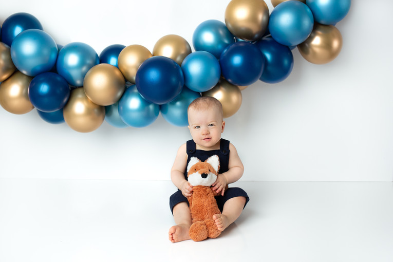 baby photographer the woodlands, first birthday pictures