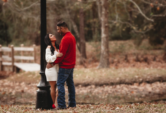 the woodlands couple photographer