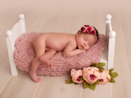 Preparing for your newborn Photography session