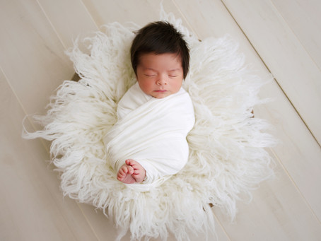Capturing your newborn, during Covid19
