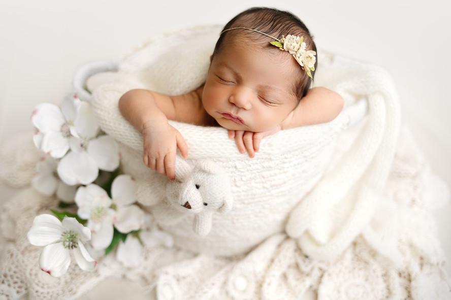 newborn photography the woodlands