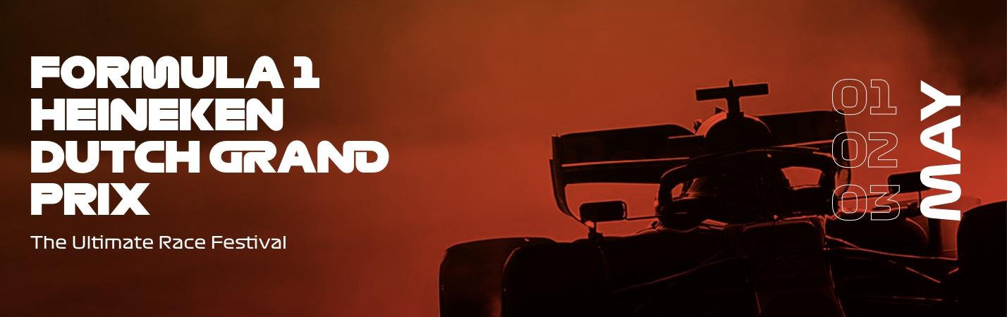 Formula 1 Heineken Dutch Grand Prix 2020