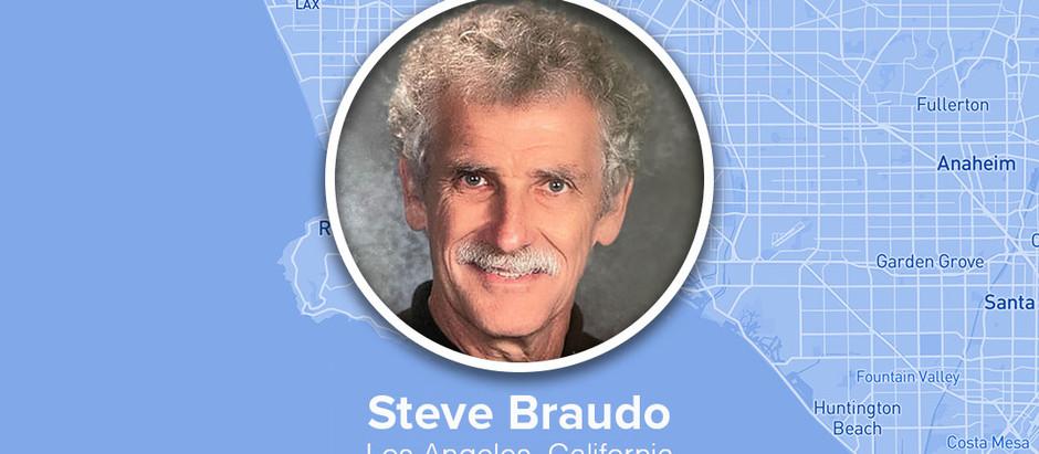 Looking for a K-8 Tutor in Los Angeles, California? Meet STEVE BRAUDO!