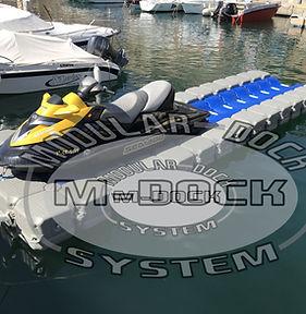 Plataforma Moto de Agua M Dock