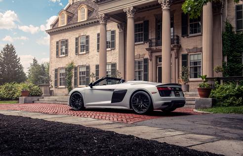 Audi R8 V10+ Spyder