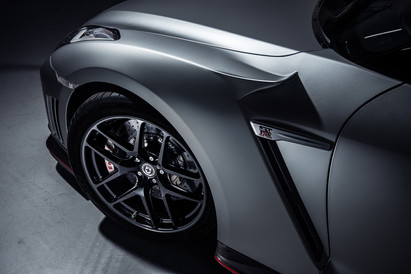 Nissan R35 Nismo N-Attack - HRE Wheels