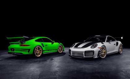 2019 GT3 Rs + GT2 RS