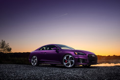 Audi RS5 - Merlin Purple