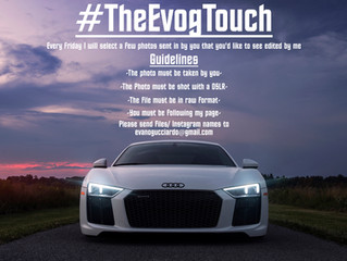 #TheEvoGTouch #1
