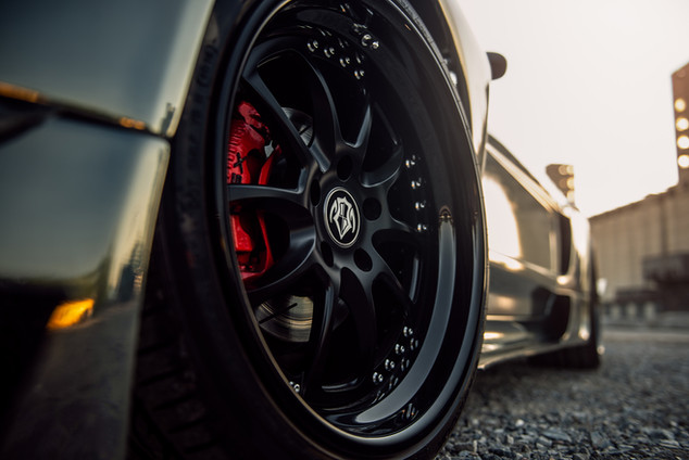 Honda NSX - VIP Modular Wheels