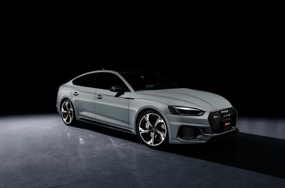 2019 Audi RS5 - Nardo Grey