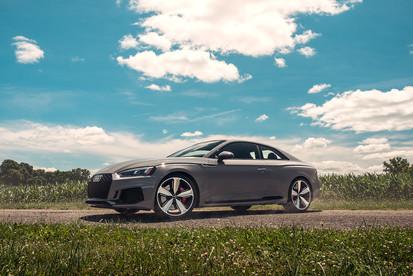 Audi RS5 - Nardo Grey