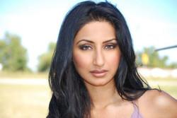Video Still of Model, Hira Tareen