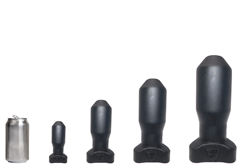 John Thomas® ANAL BOMB Platinum Silicone Butt Plug