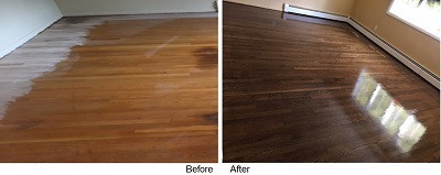 HOW DO I GET RID OF OLD PET STAINS IN MY HARDWOOD FLOORS? - SUBMITTED BY TIM P.