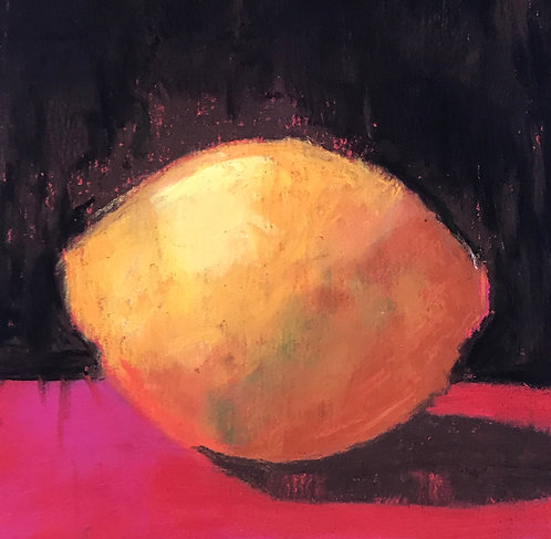 When Life Gives You Lemons, Paint One. Pastel