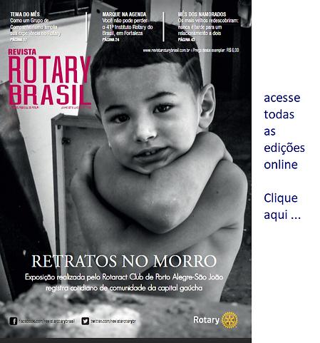 acesse revista brasil rotario on line