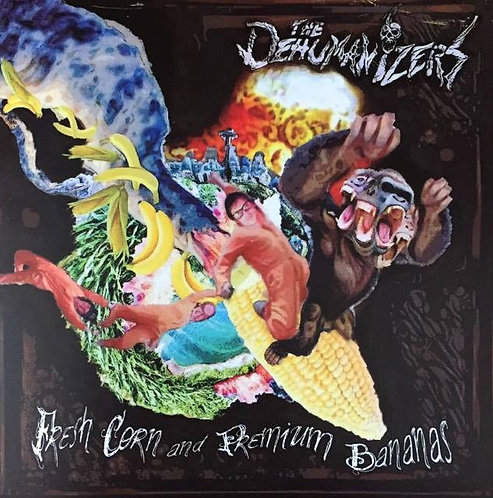 "The Dehumanizers - ""Fresh Corn and Premium.."" - CD"
