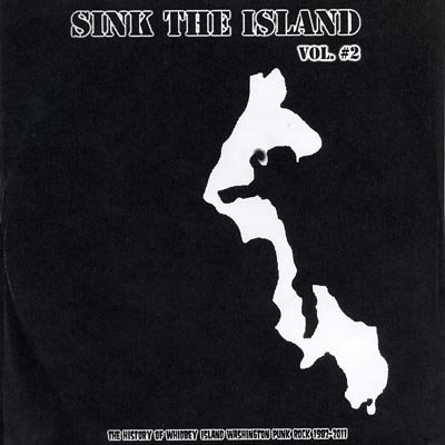 "Sink The Island Vol. 2 - 7"" Compilation"
