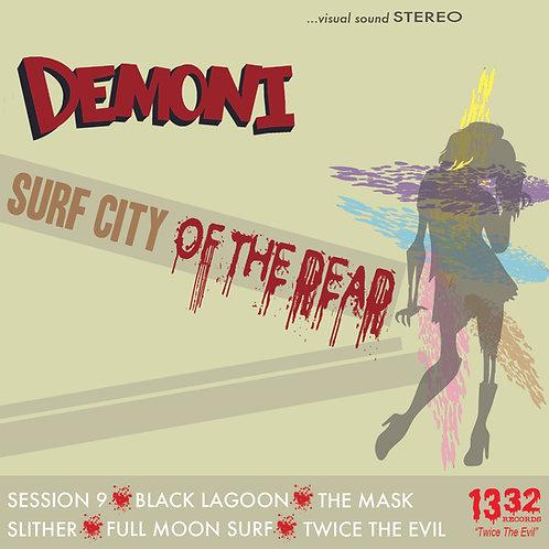 "Demoni - ""Surf City of the Dead"" CD"
