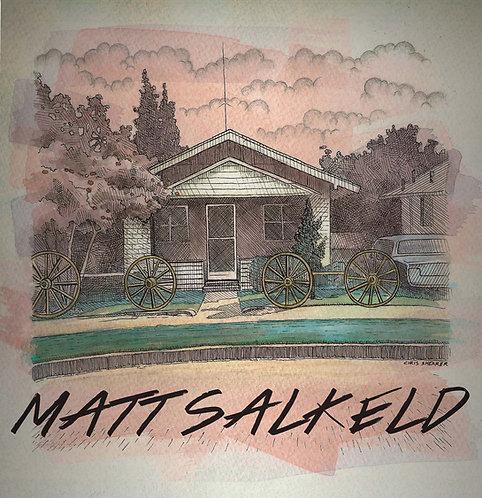 "Matt Salkeld - ""Matt Salkeld"" CD"