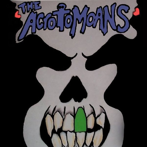 "The Acrotomoans - ""The Acrotomoans"" CD"