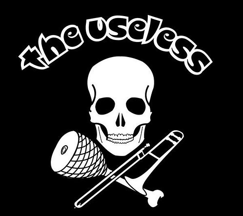"The Useless - ""Meatbones"" T-shirt"