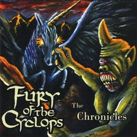 """Fury of the Cyclops  - """"The Chronicle"""" CD"""