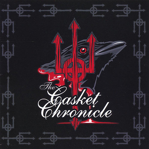 "The Casket Chronicle - ""The Casket Chronicle"" CD"