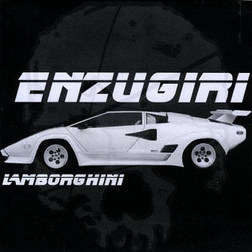 "Enzugiri - ""Lamborghini"" CD"